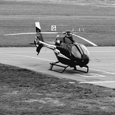 Gentleman-Training Gentleman-Action Helicopter